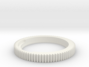 80T X 7.5 in White Natural Versatile Plastic