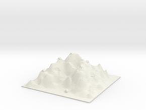OnTheRock''s in White Natural Versatile Plastic