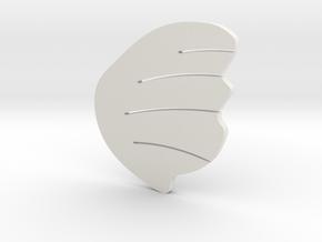 ori5 in White Natural Versatile Plastic