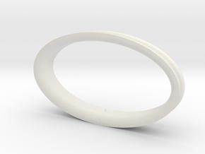ori7 in White Natural Versatile Plastic