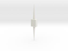 priem 2 in White Natural Versatile Plastic