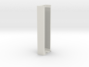 silicone mold rev 4M part B in White Natural Versatile Plastic
