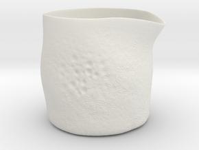 jug in White Natural Versatile Plastic