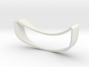 Press 2 in White Natural Versatile Plastic