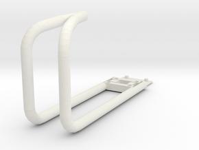 frame test in White Natural Versatile Plastic