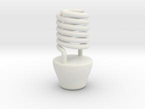 finano toys_P in White Natural Versatile Plastic