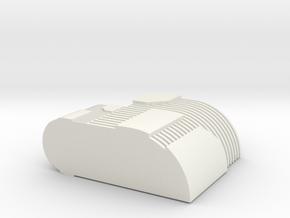 HFT in White Natural Versatile Plastic