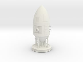 NASC Orion Horizon 1 Class (small) in White Natural Versatile Plastic