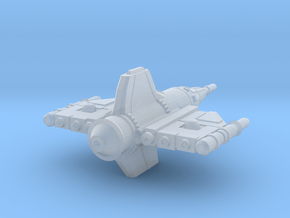 Alliance Pursuit Frigate in Smooth Fine Detail Plastic: Small