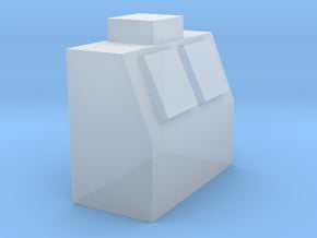 Ice Machine - Zscale in Smooth Fine Detail Plastic