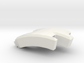 brick''s1 in White Natural Versatile Plastic