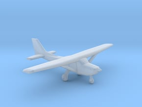 Cessna 172 - Zscale in Smooth Fine Detail Plastic