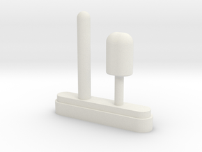 multiple in White Natural Versatile Plastic