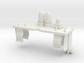 PCBWithParts_110218_2026 in White Natural Versatile Plastic