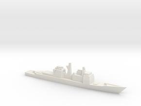 [USN] Ticonderoga Class 1:1800  in White Natural Versatile Plastic