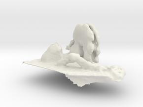 MAD 26 in White Natural Versatile Plastic