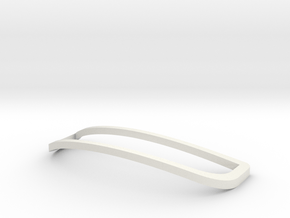 inside cloth cut out 2 in White Natural Versatile Plastic