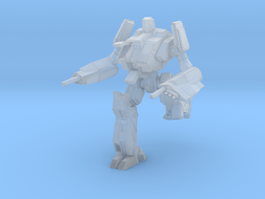 The White Knight in Smooth Fine Detail Plastic