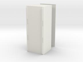 cabane bois in White Natural Versatile Plastic