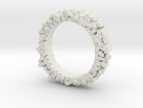 Thick Sticks in White Natural Versatile Plastic