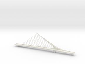 mulher bridge in White Natural Versatile Plastic