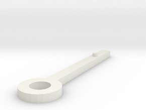 clock hand sketchup whole 1 in White Natural Versatile Plastic