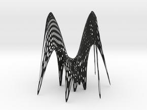 MartinMM06_small in Black Natural Versatile Plastic