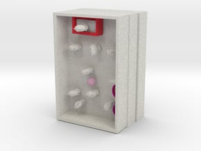 cute hello kitty pet shop in Full Color Sandstone
