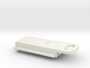 Steinberg Dongle protector-lid in White Natural Versatile Plastic