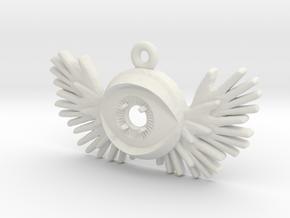 Enlightened -v2a 47mm in White Natural Versatile Plastic
