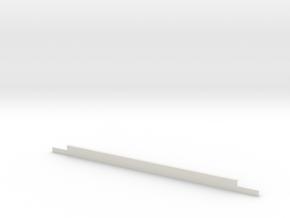 Redraw Center Sill to reduce volume in White Natural Versatile Plastic