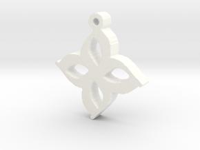 Output3 in White Processed Versatile Plastic