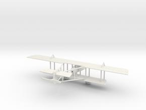 1/144 Farman F.40 in White Natural Versatile Plastic