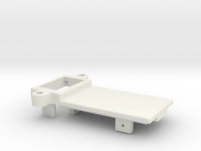 deksel prog kast in White Natural Versatile Plastic