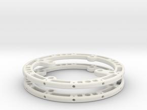 Essuyez corde cardan générique in White Natural Versatile Plastic