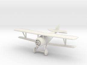 Nieuport 27 1/144 in White Natural Versatile Plastic