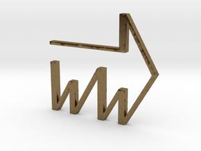 Wrightway in Natural Bronze