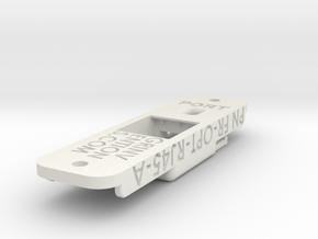 FanucOptionECF SKWithSlidePortID 111130 in White Natural Versatile Plastic