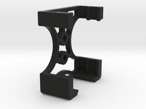 Dual iPhone 5(s) Car holder in Black Natural Versatile Plastic