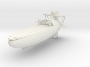 Leo Class Carrier in White Natural Versatile Plastic