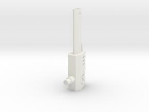 Sunlink - Generic G-Rifle v2 in White Natural Versatile Plastic