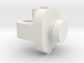 19 Shoulder Joint in White Natural Versatile Plastic