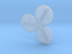 SWpeanas in Smooth Fine Detail Plastic