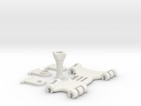GoProLineKiteMount 2014 in White Natural Versatile Plastic