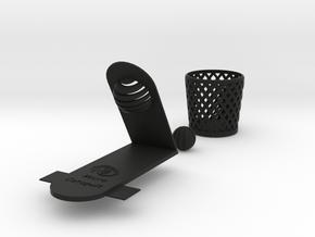 Dragon Catapult - Dunk Kit in Black Natural Versatile Plastic