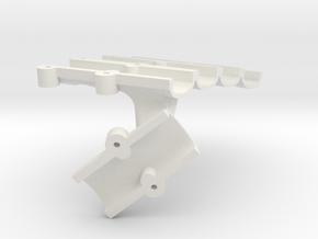 Anthromod Mk1 Right Palm in White Natural Versatile Plastic