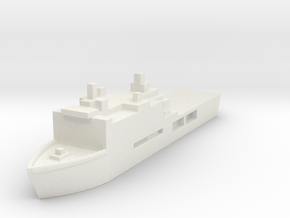 Dutch, LPD De Witt L801 in White Natural Versatile Plastic