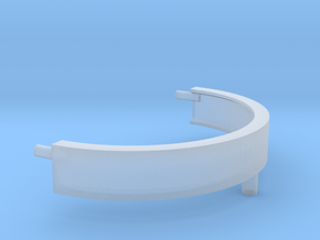 Track in Smooth Fine Detail Plastic