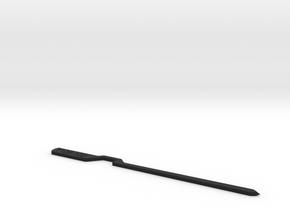 Carter T109-102 in Black Natural Versatile Plastic