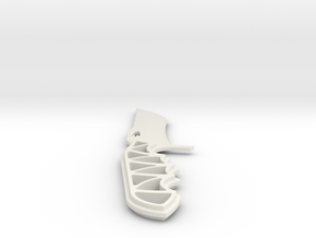 Faro 07 in White Natural Versatile Plastic